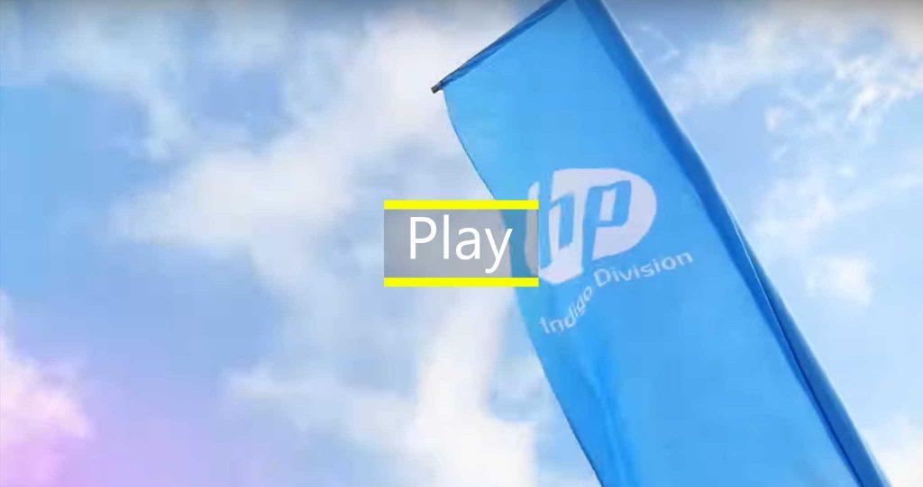 דגל של HP
